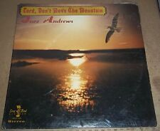 INEZ ANDREWS - Lord, Don't Move the Mountain - Song Bird SBLP-226 SEALED