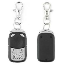 Universal Cloning Key Fob Remote Control f/ Garage Door Electric Gate Car JS