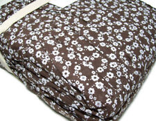 Pottery Barn Kids Jacqueline Ditsy Floral Dots Cotton Voile Twin Duvet Cover New