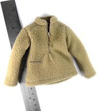 1/6 Scale Fleece Jacket From BBI US Navy Seal Team 3 HAHO Desert Ops Figure