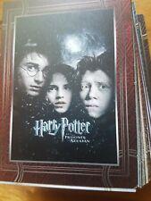 Lot 55 Cartes Harry Potter Bienvenue à Poudlard