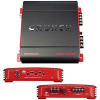 NEW Crunch PX Series 1000w 2CH Amplifier PX10002