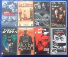 VHS Bundle Selection Of Classic Retro VHS Films See Description 8x VHS Movies