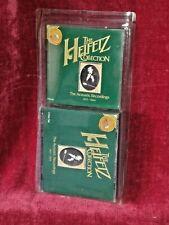 Rare Jascha Heifetz ~ Heifetz Collection ~ Acoustic Recordings 1917-1924 - 3 CD