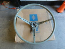 NOS brand new 1967 Ford Mustang Ivy Gold Steering Wheel C7ZZ 3600 K