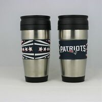 New England Patriots  NFL Officially Licensed 15oz Stainless Steel Tumbler