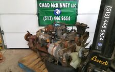 Pre-wired Powerstroke 7.3 1999 2000 2001 2002 03 v8 DIESEL ENGINE FREE SHIPPING