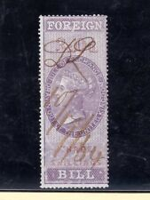 Gran bretaña Valor fiscal clasico año 1864 (BR-865)
