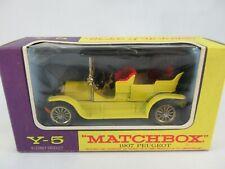 Matchbox Lesney Yesteryear Y5 Peugeot