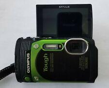 Olympus TG-870 Tough Waterproof Camera 16.0MP Green