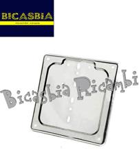 10549 - PLACA CROMADO 17X17 VESPA 150 VBB1T VBB2T VB1T VL1T VL2T VL3T