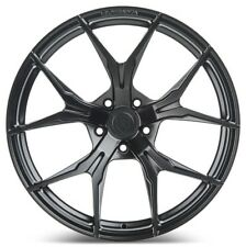 ROHANA RFX5 19x8.5 5x112 ET42 Matte Black Wheels Fit VW PASSAT S 2012