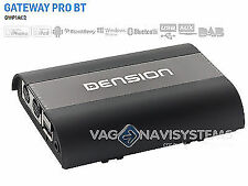 Dension Gateway Pro BT - GWP1AC2 - Audi 1998/2008 - ISO