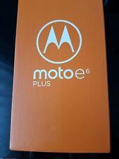 Motorola Moto E6 Plus - 32GB - BLUE LOCKED TO EE