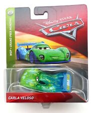 Disney Cars   CARLA VELOSO   Very Rare Over 100 Cars Listed !!