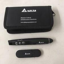 Delta Wireless USB Presentation Clicker Red Laser Pointer Wireless Powerpoint