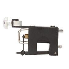 New Rotary Motor W1 Tattoo Machine Liner Shader Gun Torture Rack Black USA CC-11