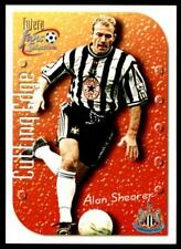Futera Newcastle United Fans' Selection 1999 - Alan Shearer (Cutting Edge) #CE5