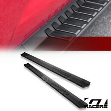 "For 2015-2019 F150/2017+ F250 Super Crew 6"" Matte Blk OE Aluminum Running Boards"