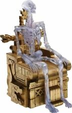 INDIANA JONES - CRYSTAL SKELETON WITH THRONE - Limited Edition Mail-away Exclusi