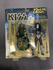 KISS Psycho Circus Ace Frehley and The Stiltman Action Figures 1998 McFarlane