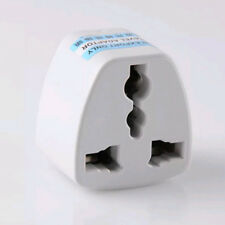 Useful Universal UK/EU/AU to US American Travel Power Adapter Plug Converter 1pc
