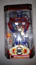 Hasbro Transformers Classics: 20th Anniversary Optimus Prime