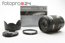 Canon Tamron 18-270 mm 3.5-6.3 Di II VC PZD + neuf dans sa boîte + top (214953)