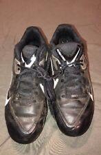 Nike Kids Alpha Strike TD Football Cleats Youth Size 6Y 6 Style 579374-001 Black