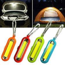 Keychain Handy Flashlight Portable Mini COB LED Handy Lamp Light H3D1