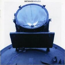 SEETHINGS – Parallels - CD - Neu OVP - EMO  NU Metal