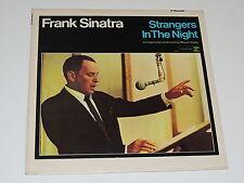 FRANK SINATRA strangers in the night Lp RECORD JAZZ 1966