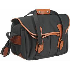 Billingham 335 Camera / DSLR Bag in Black with Tan Trim (UK) BNIP