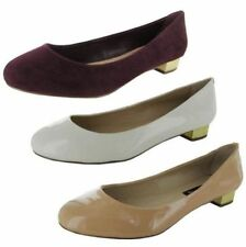 Patent Leather Ballet Flats Solid Shoes for Women
