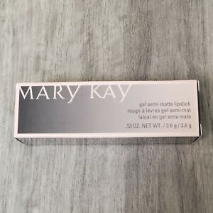 Mary Kay Gel Semi Matte Lipstick - Mauve Moment