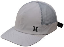 Hurley Layback Hat - Wolf Grey - New