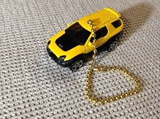 Hot Wheels Isuzu Vehicross Handmade Light Pull -Fan Pull - Free Shipping