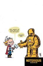 Avengers #10 Skottie Young Variant Marvel Comics 1st Print 11/14