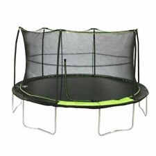 🔥🔥 Jumpking 14 Foot Round Trampoline With Safety Enclosure System 🔥🔥