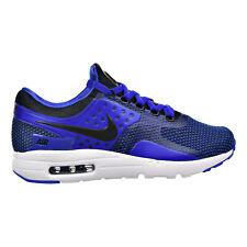 Nike Air Max Zero Essential Men's Shoes Black-Blue-White 876070-001