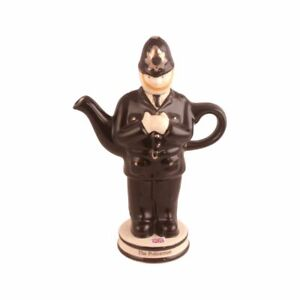 Policeman Teapot One Cup Teapot Carters of Suffolk Birthday Christmas Gift Ideas