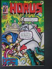 1963 Horus Lord des Lichts Ashcan Mini Comic Held Premiere ED #6 1993 Alan Moore!