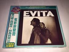 Madonna 2000 Evita Taiwan Limited Edition Green Box 24K Gold CD w/ Promo Insert