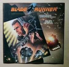 The New American Orchestra / Blade Runner (LP Used) Full Moon ‎9 23748-1
