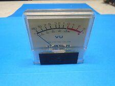 Akai GX-630D GX-630DB GX-650D Vu Meter  P/N EM573748 Used