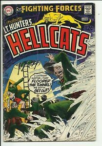 Our Fighting Forces #119 - LT. Hunter's Hellcats - last 12 cent issue VG/FN 5.0
