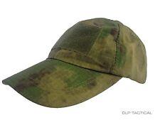 NEW ATACS FG camo tactical operator cap hat A-TACS Foliage Green