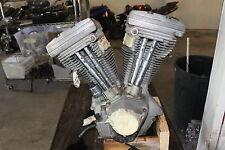526 86-95 HARLEY-DAVIDSON ELECTRA GLIDE ENGINE A MOTOR EVO 80CI  (1986)