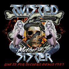 TWISTED SISTER - The Love is for Suckers Demos (NEW*US METAL*INCL. 9 UNREL.SONGS