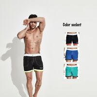 Men's Board shorts Swim Trunks Gym shorts also Quick Dry wear in the beach